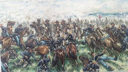 east-cavalry-field