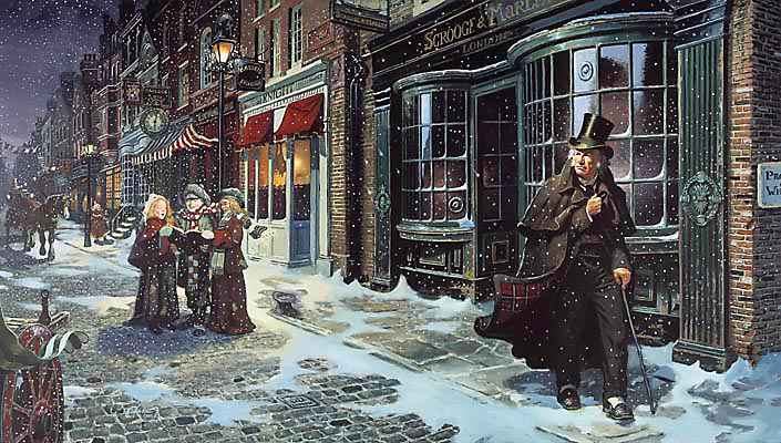 December 19, 1843  A ChristmasCarol
