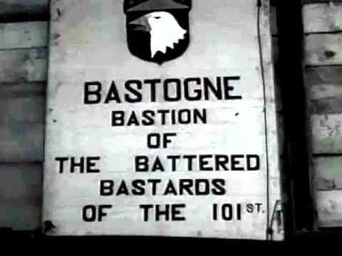 December 22, 1944 Battered Bastards ofBastogne