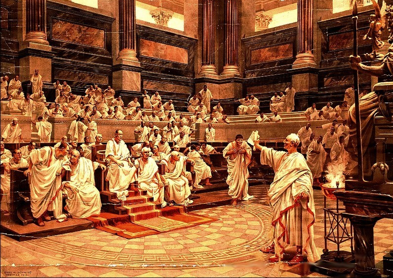 December 5, 63BC The Catiline Conspiracy