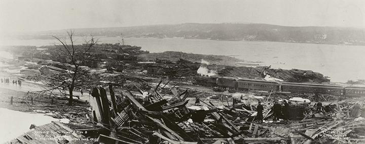 December 10, 1917 HalifaxExplosion