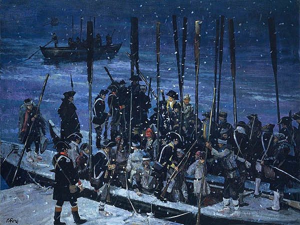 December 26, 1776Trenton