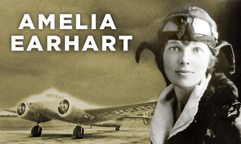 January 11, 1935 Amelia Earhart