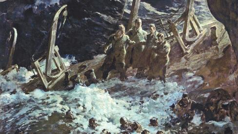 February 3, 1943 Greater Love Hath NoMan