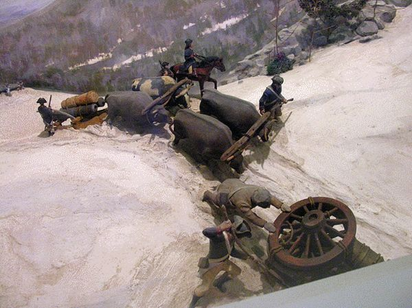 January 24, 1776 A Noble Train of Artillery