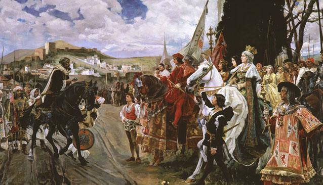 January 2, 1492 LaReconquista