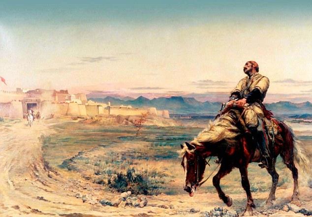 January 13, 1842  Last ManStanding
