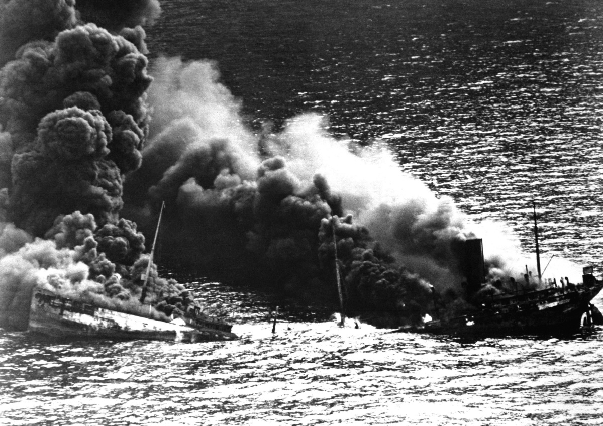 February 9, 1945  Battle of the Atlantic