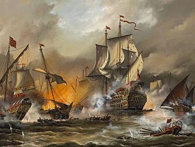 barbary-war