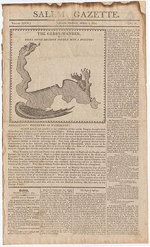 elkanah_tisdale_the_gerry-mander_map_1813_cornell_cul_pjm_1034_01