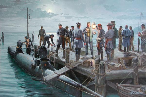 February 17, 1864Hunley