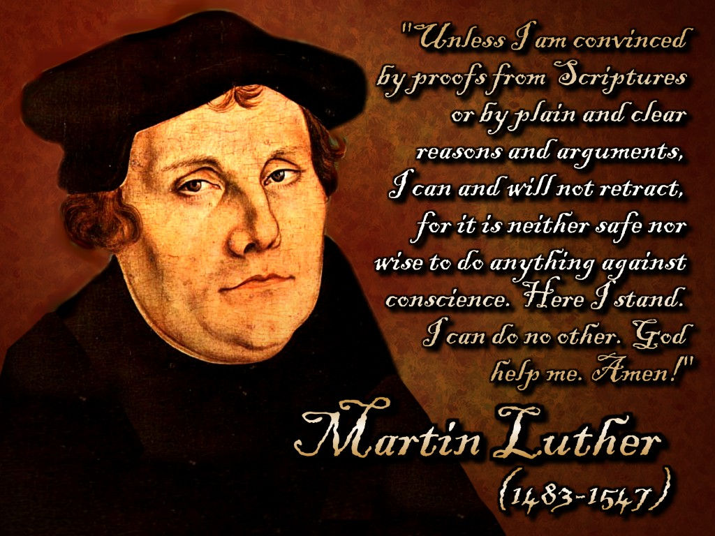 March 1, 1420 Protestant Reformation