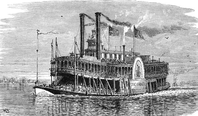 February 23, 1862 Floating Cathouse of the Cumberland
