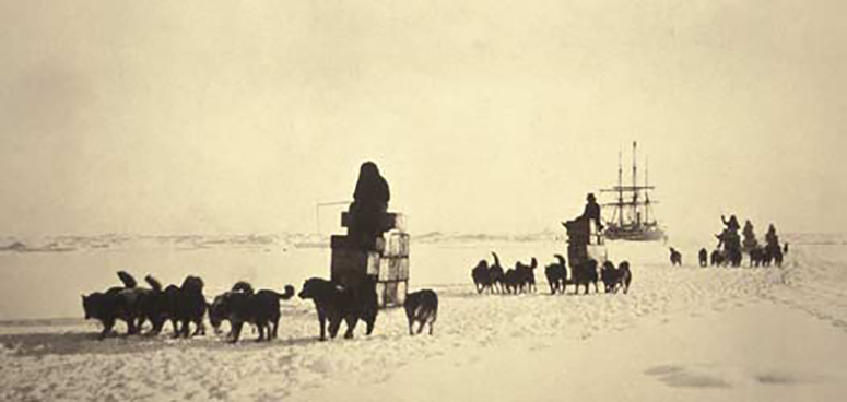March 7, 1912 The Heroic Age of Polar Exploration