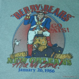 Berry da Bears
