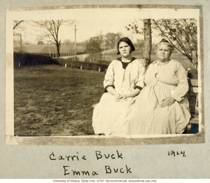 the history of the united state supreme court case of carrie buck versus john hendren bell Buck v bell decision  a judgment of the supreme court of appeals of the state of virginia affirming a judgment of the circuit court of amherst county by which .