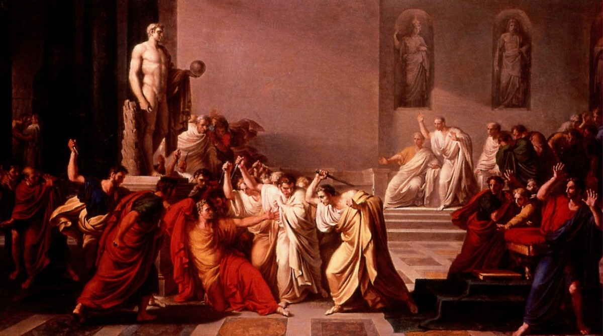 March 15, 44BC Ides of March