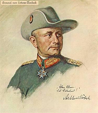 lettowvorbeckportrait