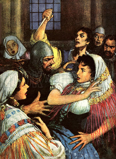 The Wonderful Story of France: Massacre of the Sicilian Vespers