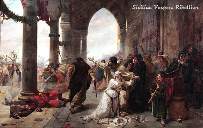 March 30, 1282 War of SicilianVespers