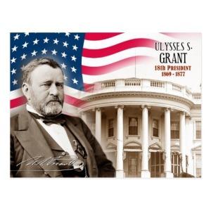 ulysses_s_grant_18th_president_of_the_u_s_postcard