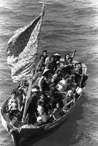 Vietnamese_boat_people