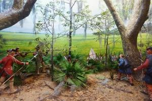 Battle of Bloody Marsh (Model)