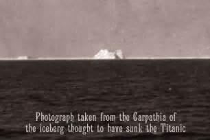 Carpathia Iceberg
