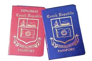 Conch Republic Passports