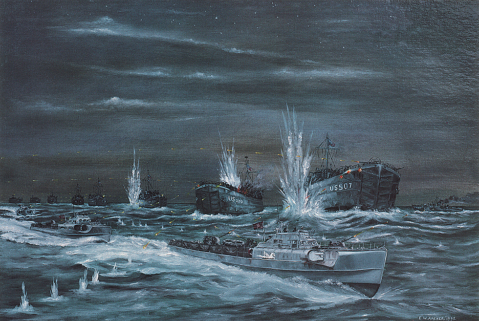 April 27, 1944 Exercise Tiger