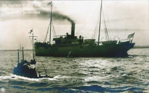 q-ship-u-boat
