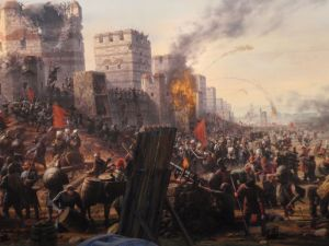 Seige of Constantinople