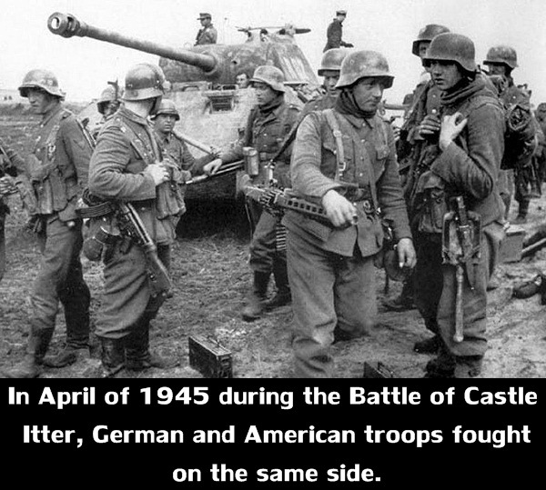 May 4, 1945 The Strangest Battle ofWWII