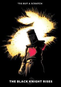 Monty Python - The Black Knight Rises