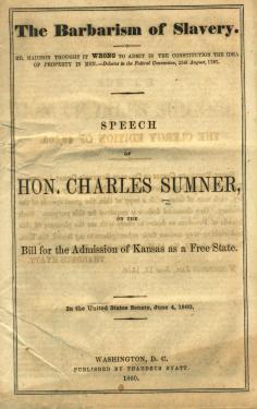 Sumner Speech