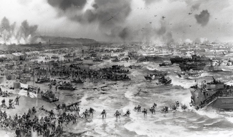June 6, 1944 A Great Crusade