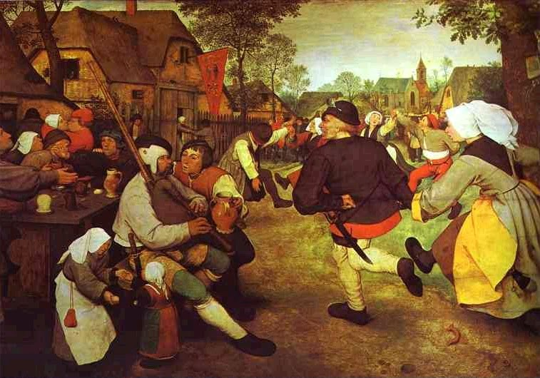 June 24, 1374 Dancing Plague