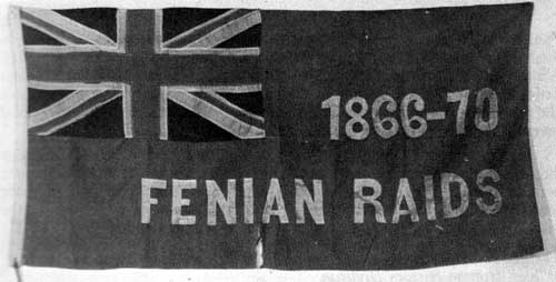 June 7, 1866 Fenian Raids on Canada