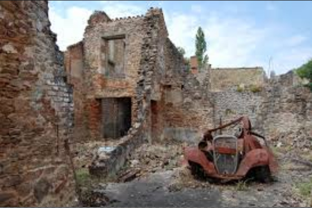 June 10, 1944 Oradour-sur-Glane