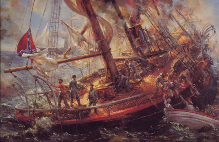 June 19, 1864 Ship'sDuel