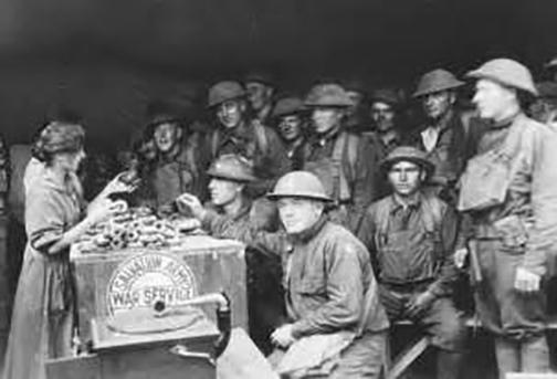 June 30, 1917 DoughnutLassies