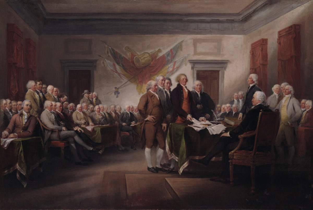 July 2, 1776 Founding Document