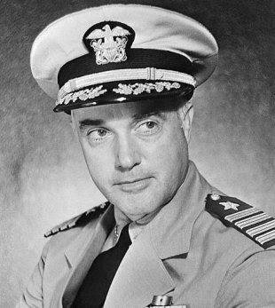 Captain Charles Butler McVay, III