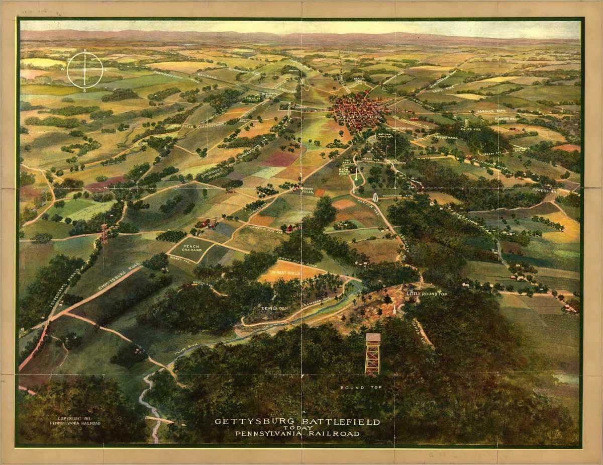 July 1, 1863Gettysburg