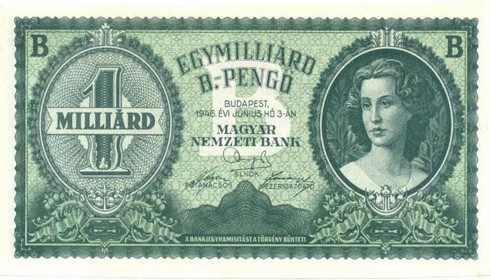 Hungary-Milliard-Bilpengo