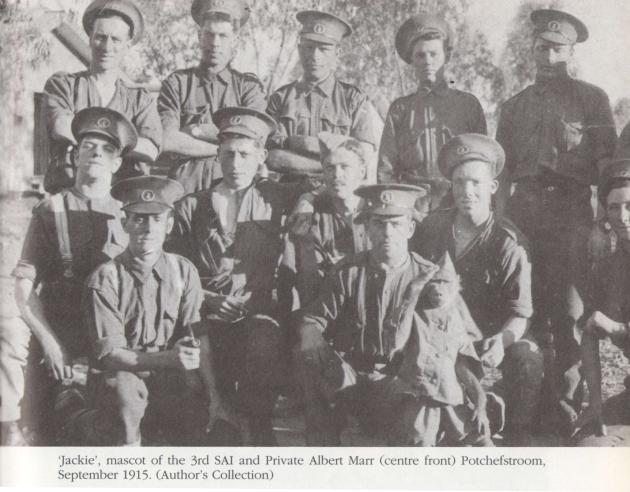 July 31, 1920 CorporalJackie