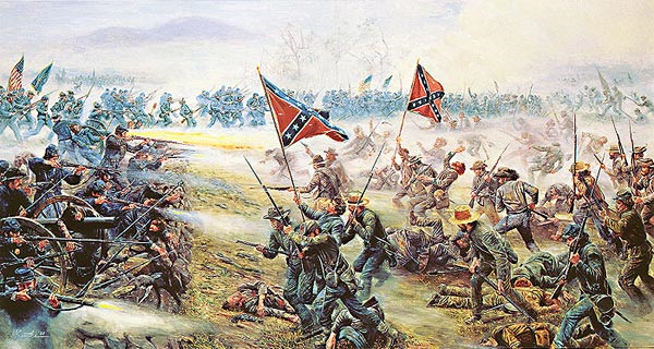 Picketts Charge
