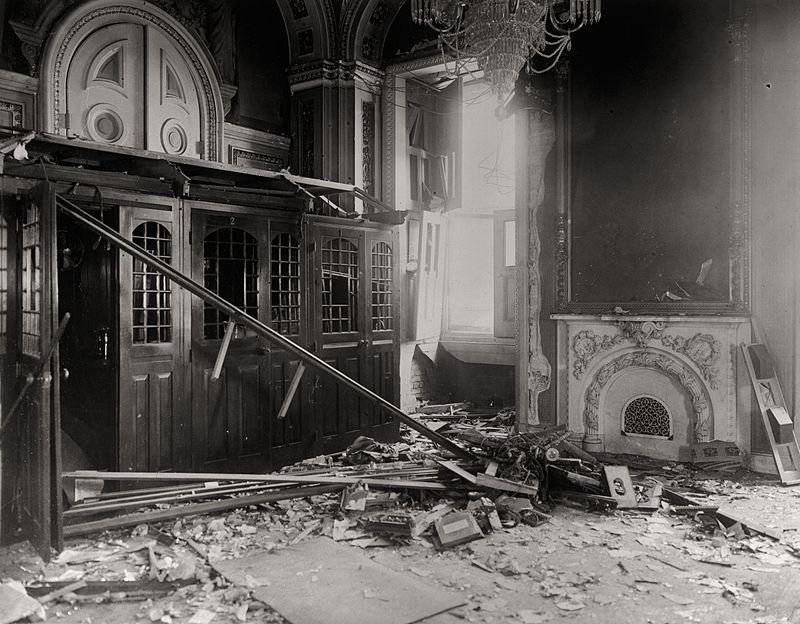 Senate_Bombing_July_2,_1915