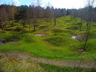 Verdun battlefield, 2005