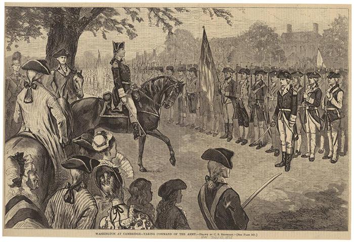 July 3, 1775, Washington'sSword